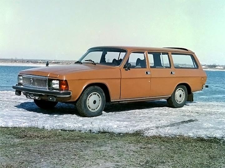 ГАЗ 3102 универсал