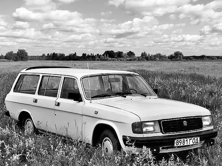 ГАЗ 31022 Волга универсал