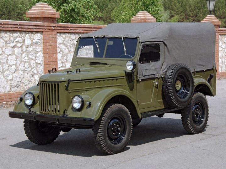 ГАЗ 69 Козлик