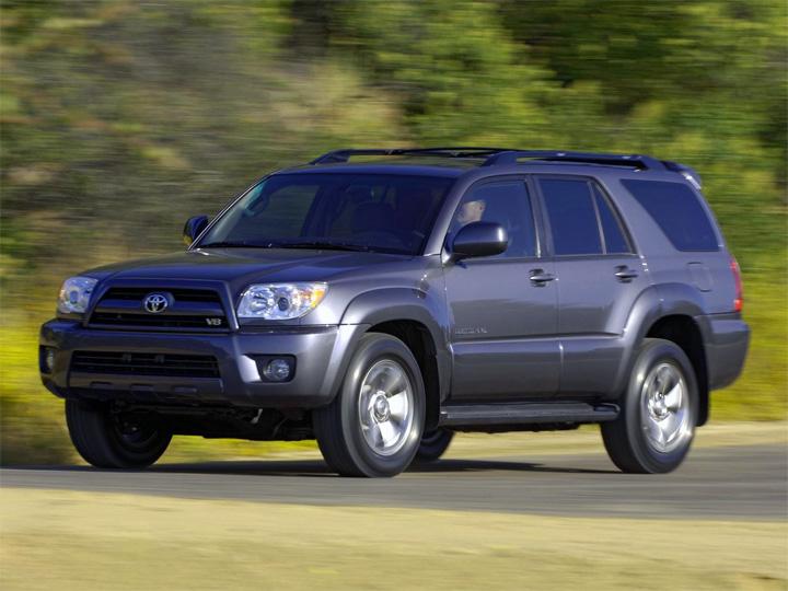 Toyota 4runner IV рестайлинг