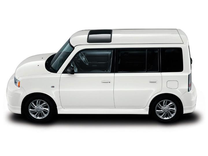 Toyota bB рестайлинг