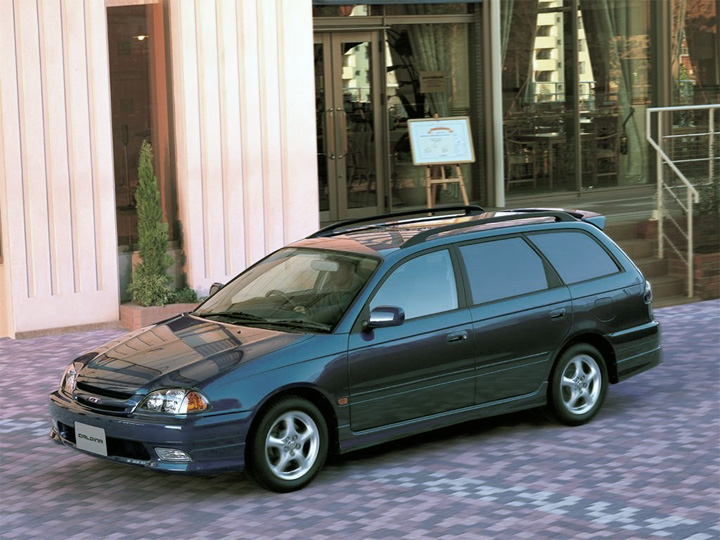 Toyota Caldina 2