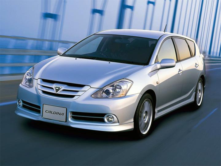 Toyota Caldina 3 рестайлинг