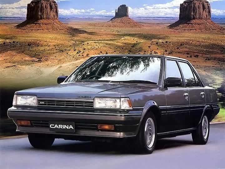 Toyota Carina 4