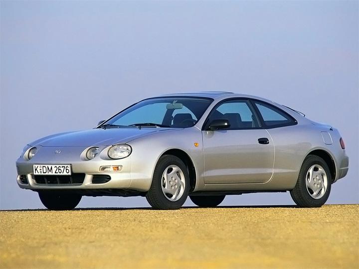 Toyota Celica 6