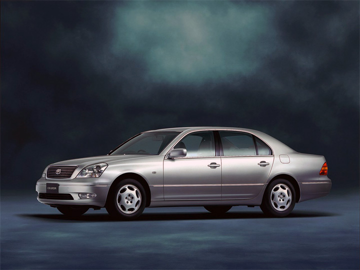 Toyota Celsior 3