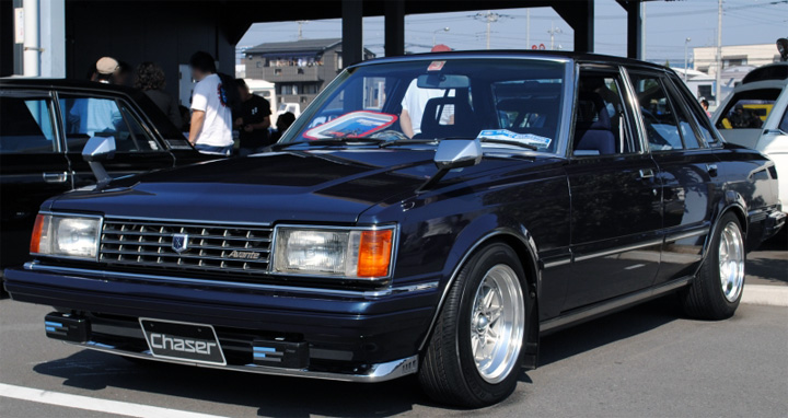 Toyota Chaser II
