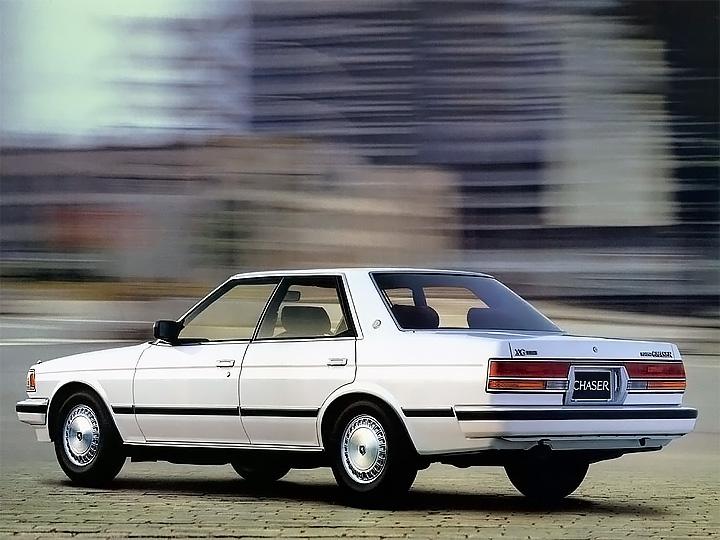 Toyota Chaser III