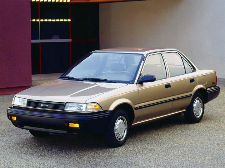 Toyota Corolla VI