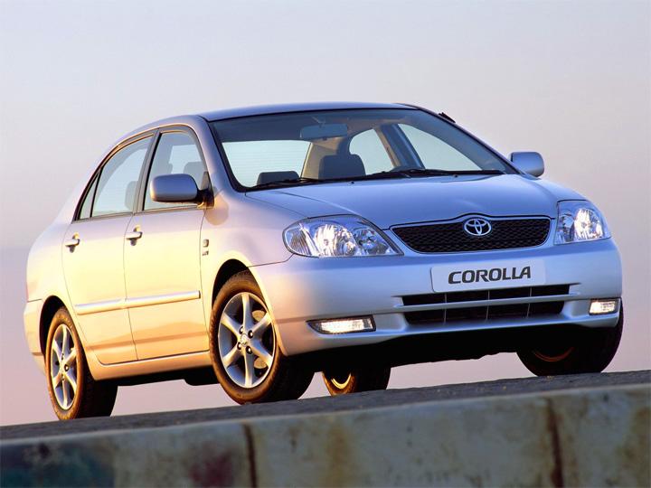 Toyota Corolla IX