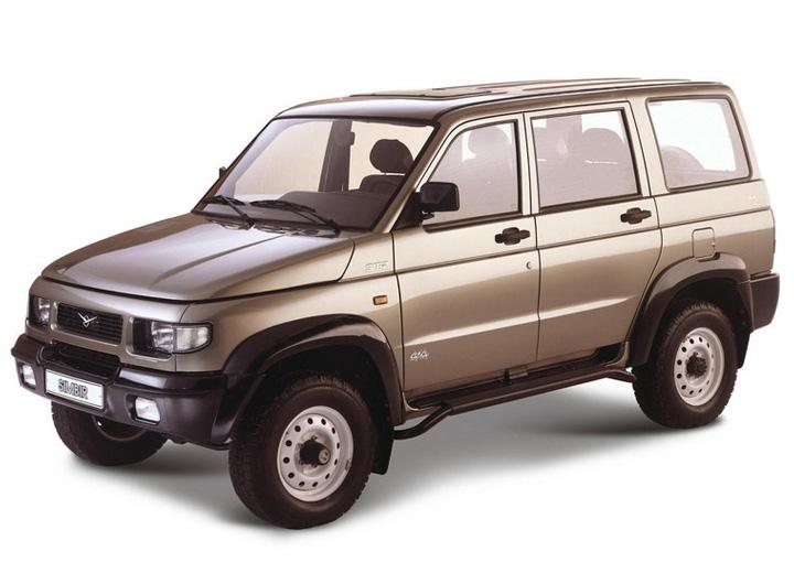 УАЗ-3162