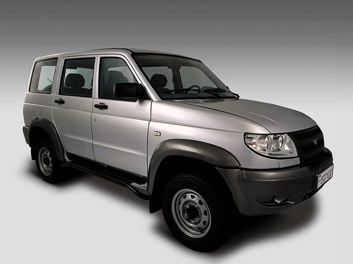 УАЗ-Патриот-3163