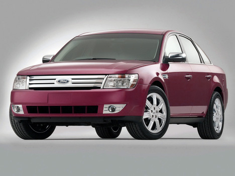 технические характеристики автомобилей форд таурус