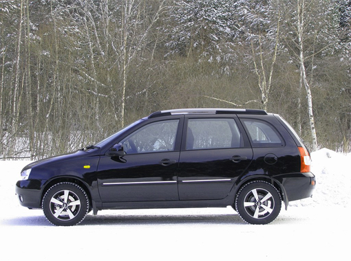 Технические характеристики ВАЗ 1117 Калина универсал