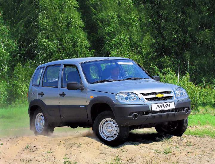 Технические характеристики ВАЗ 2123 Нива Шевроле