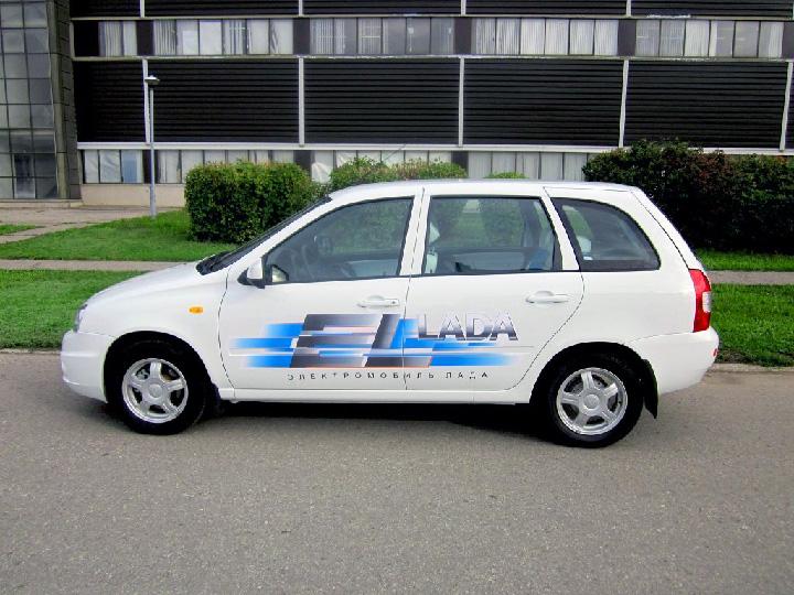 Технические характеристики ВАЗ EL Lada